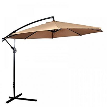 MR Direct Patio Offset Umbrella