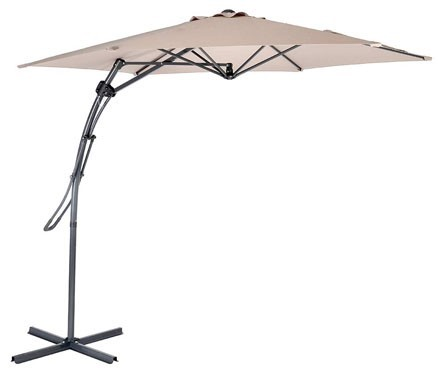 MYAL 9ft Offset Patio Cantilever Umbrella